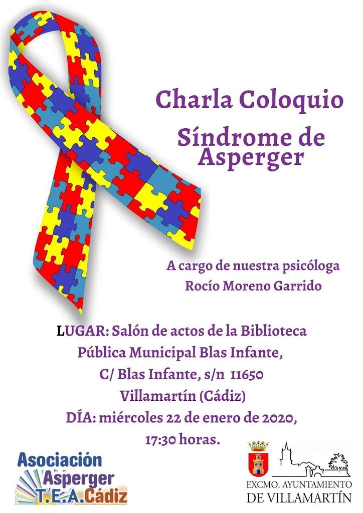 CHARLA COLOQUIO EN VILLAMARTIN
