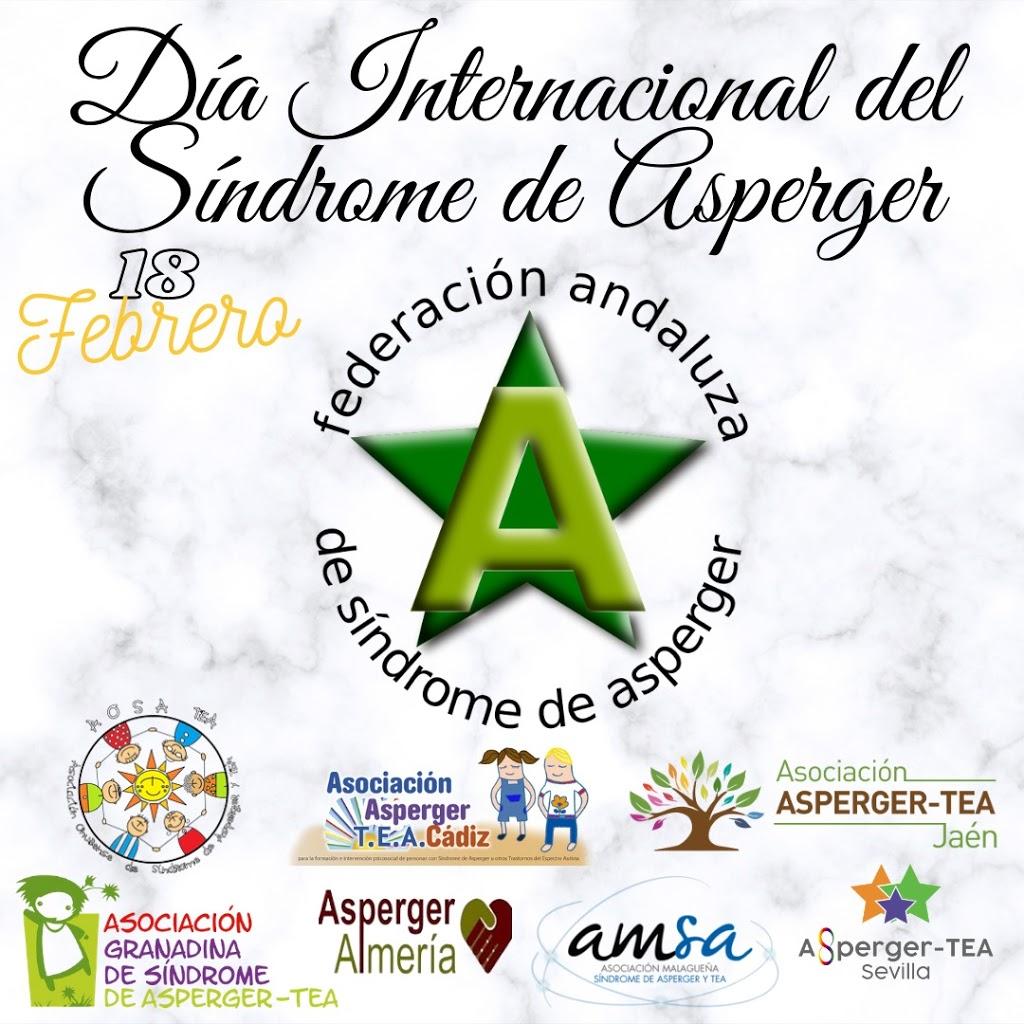 18 DE FEBRERO DIA INTERNACIONAL DEL SÍNDROME DE ASPERGER